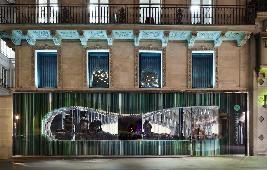 Patrick roger boutique paris shop e architect - Boutique brocante paris ...