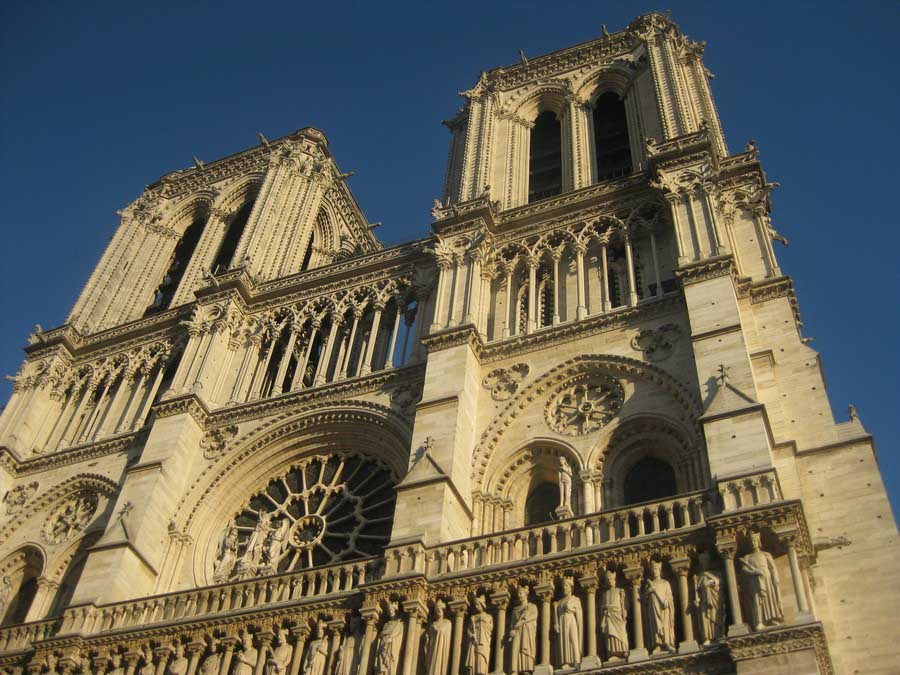 a description of the notre dame de paris a large cathedral church Notre dame cathedral: the big church - see 65,820 traveler reviews, 40,292 candid photos, and great deals for paris, france, at tripadvisor.
