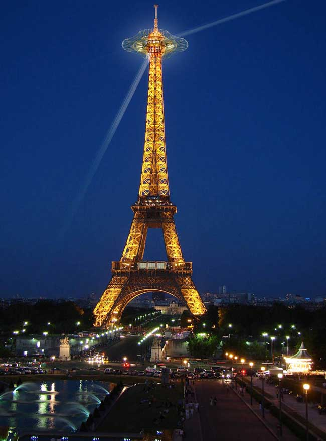 paris france eiffel tower black and. The Eiffel Tower history