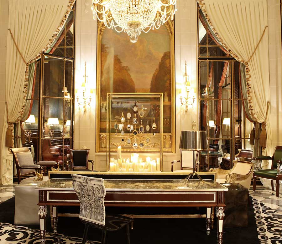 Le meurice hotel paris building e architect for Design hotel paris