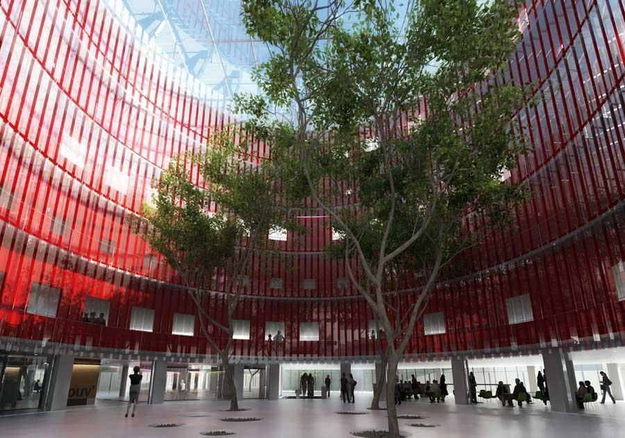 Maison De Radio France Paris E Architect