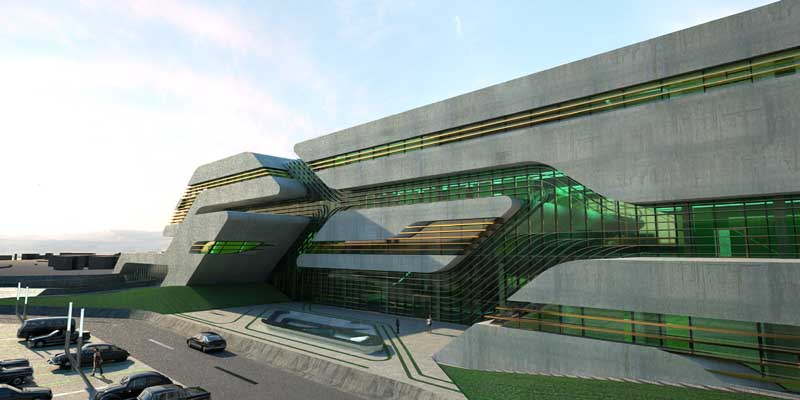 pierres vives building montpellier zaha hadid e architect