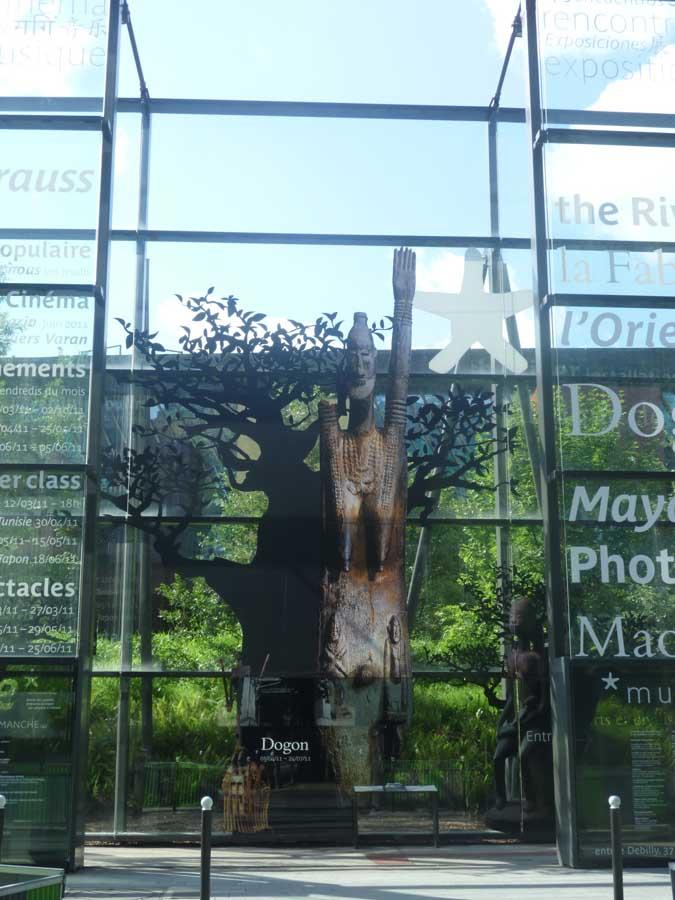 Musée du quai branly paris