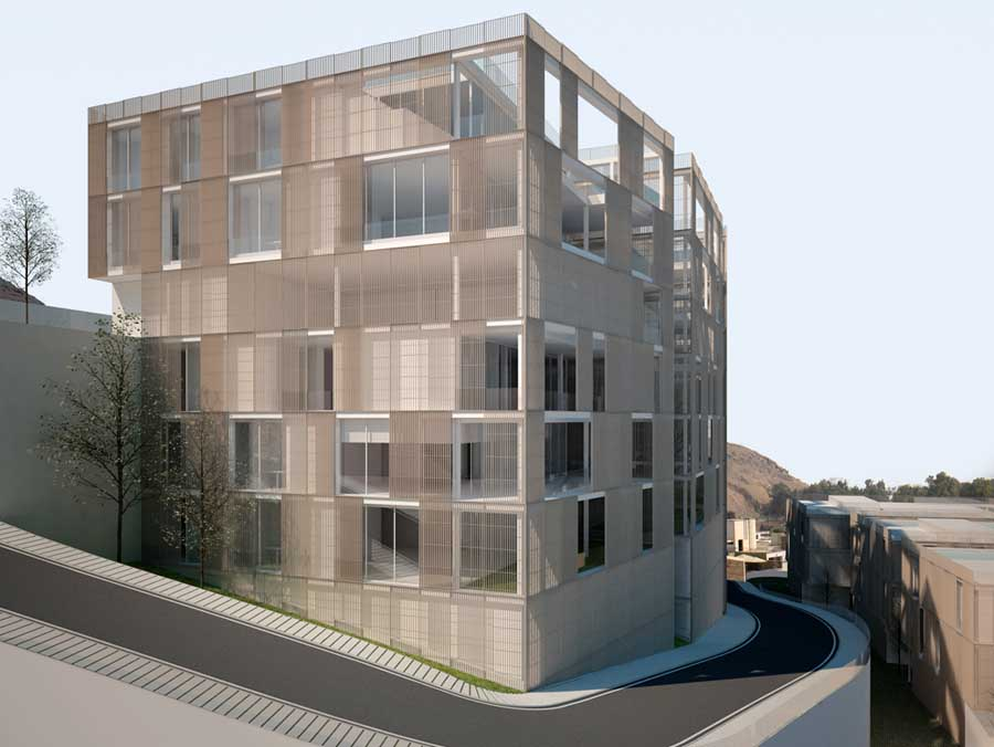 New Housing Designs Residential Property E Architect