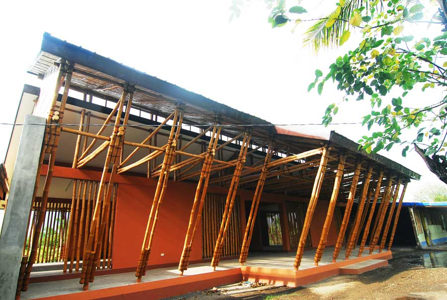 Philippines architecture buildings e architect for Eco friendly house designs in the philippines