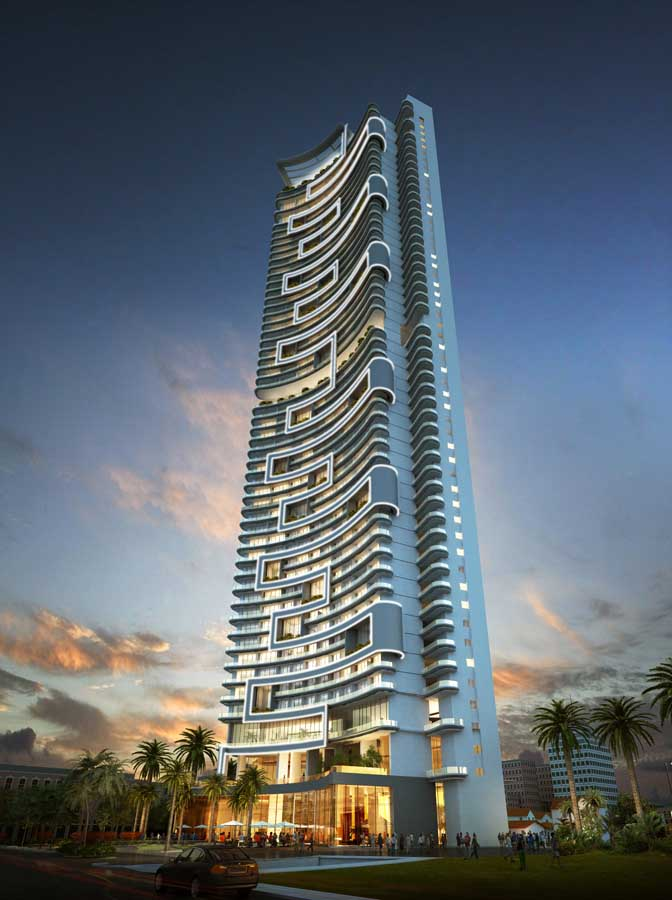 The milano residences manila residential development e for Broadway malyan
