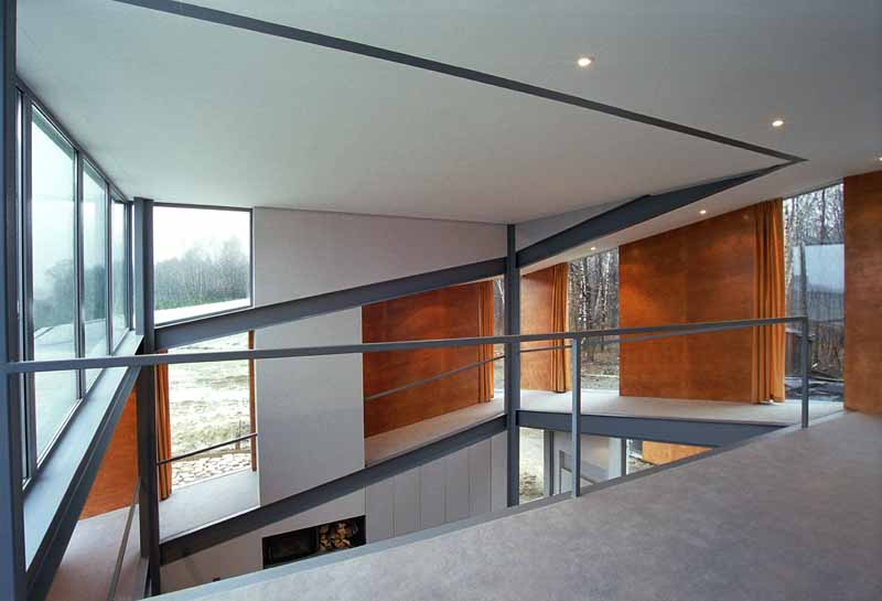 Polish House Modern Architecture Poland Broken House E Architect