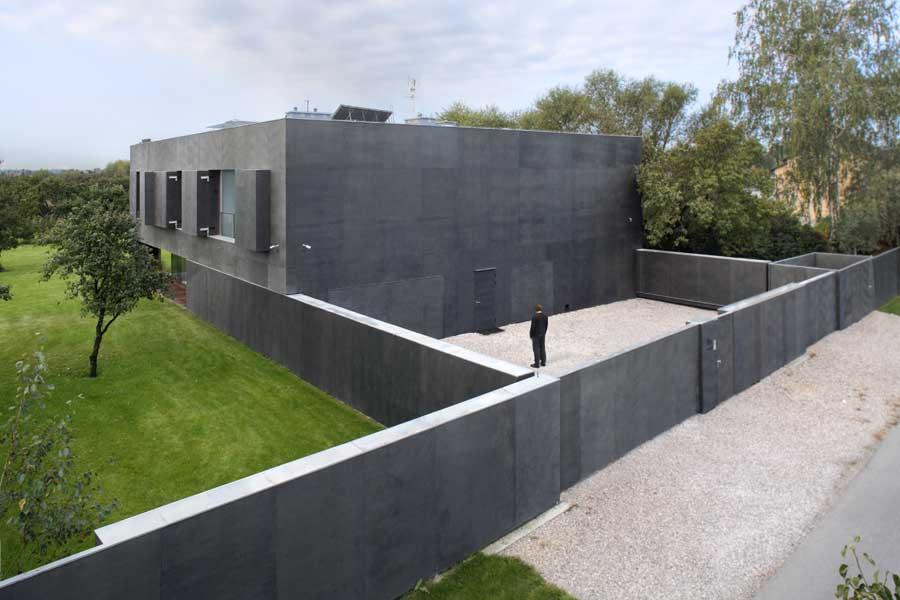 Safe House, New Polish Home, Safe House Warsaw, New Polish Residence
