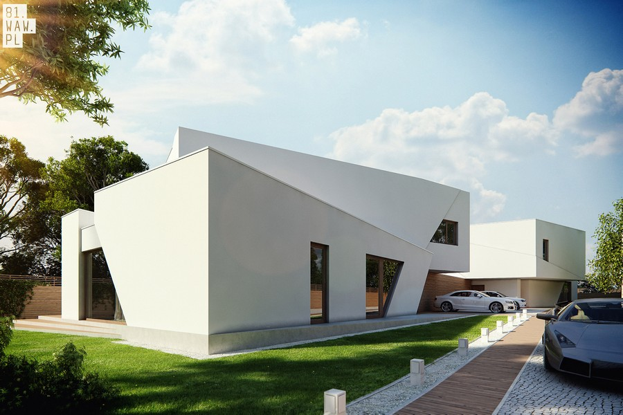 Polish houses property in poland e architect Polish house plans