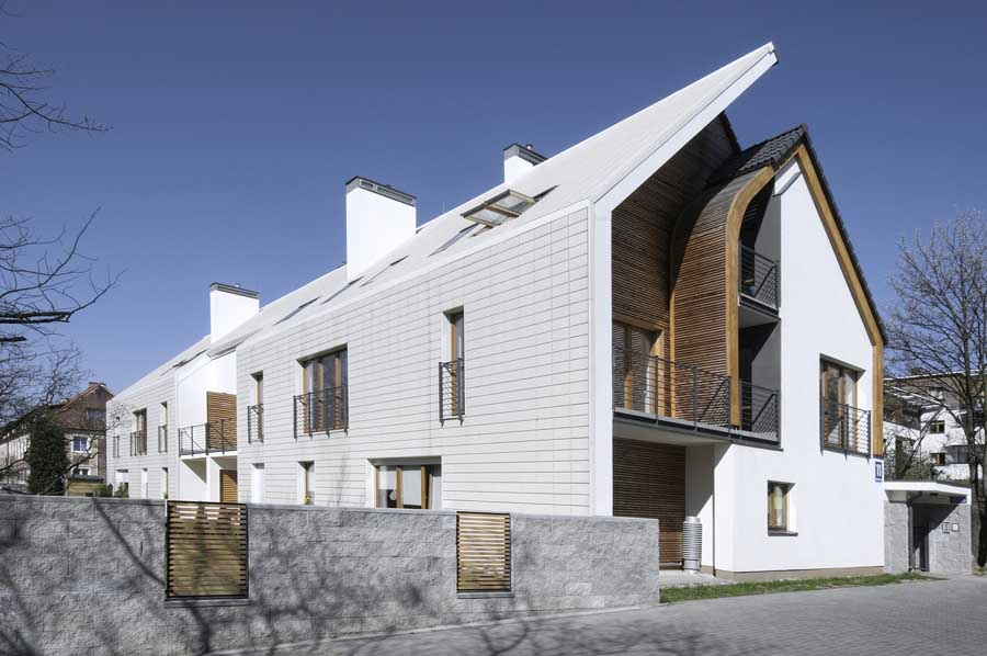 Villa moniuszki gdansk house poland property e architect for Residential architect