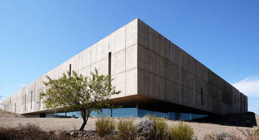 Maavc museum of art and archaeology of vale do c a e for Void architecture definition