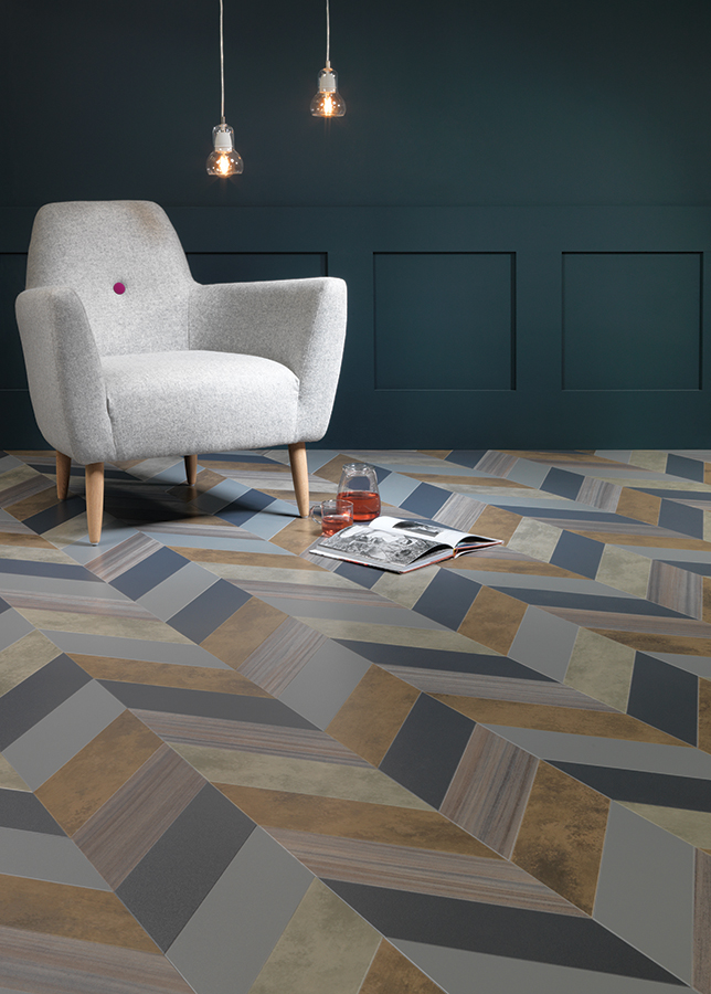 Amtico Signature Collection Design Tile Flooring E