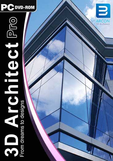 Arcon 3d architect pro cad design software e architect Architect software