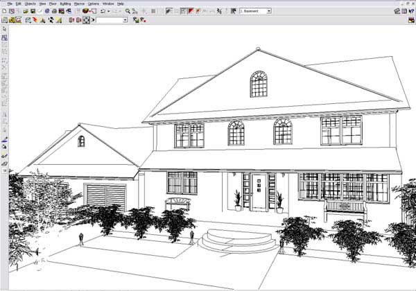 ARCON 3D Architect Pro CAD Design Software E Architect