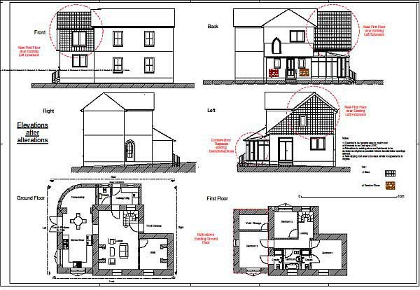 Arcon 3d architect pro cad design software e architect for Home plan architect