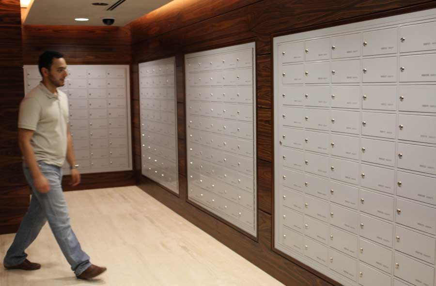 The Safety Letterbox Company Mailboxes Mailing Systems