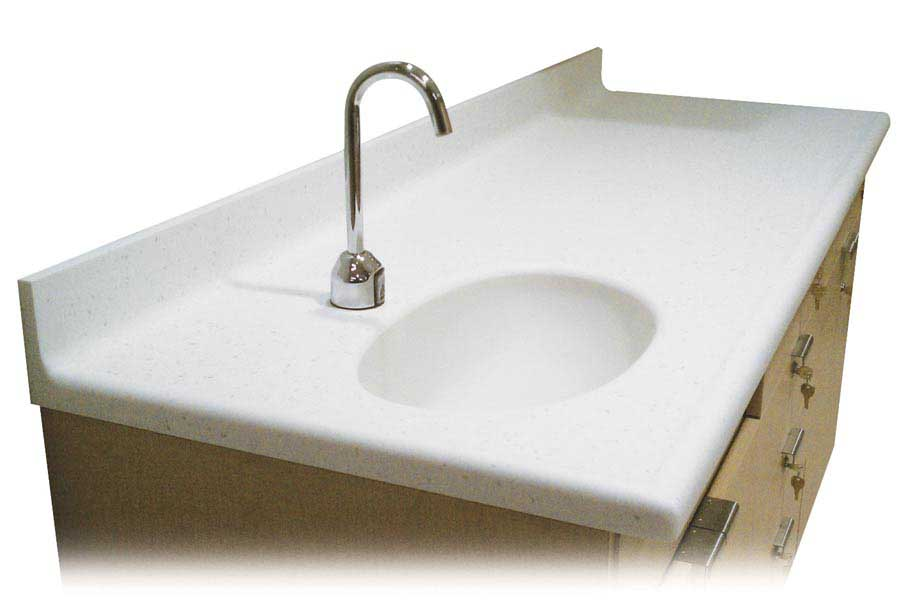 ThermoLine Worktops: DuPont Corian Product - e-architect