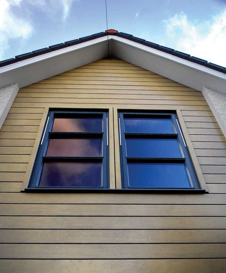 Vincent Timber, Wood Cladding + Decking Products - e-architect