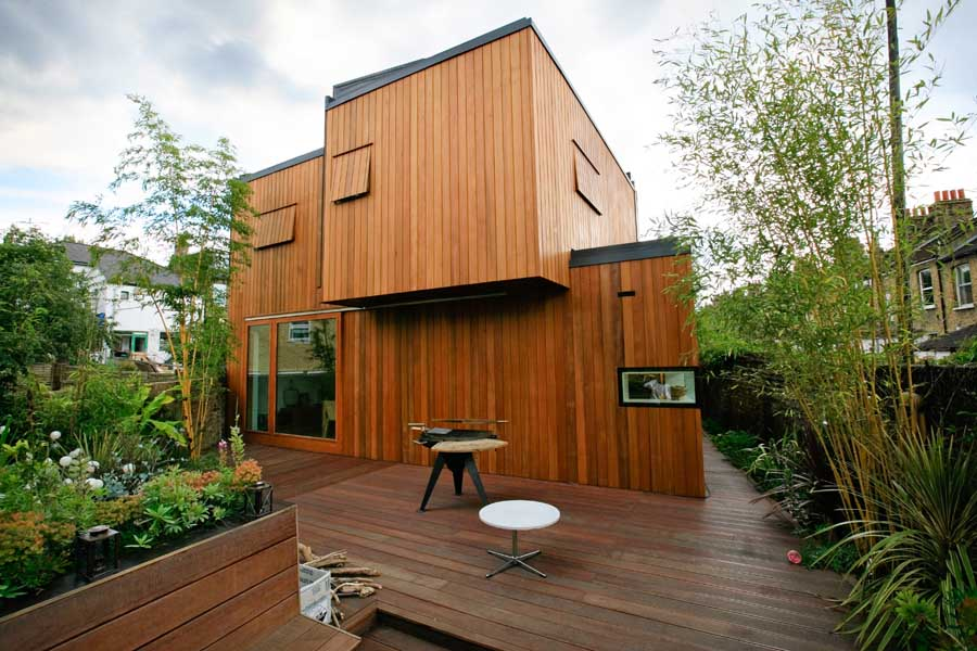 Vincent Timber Wood Cladding Decking Products E Architect