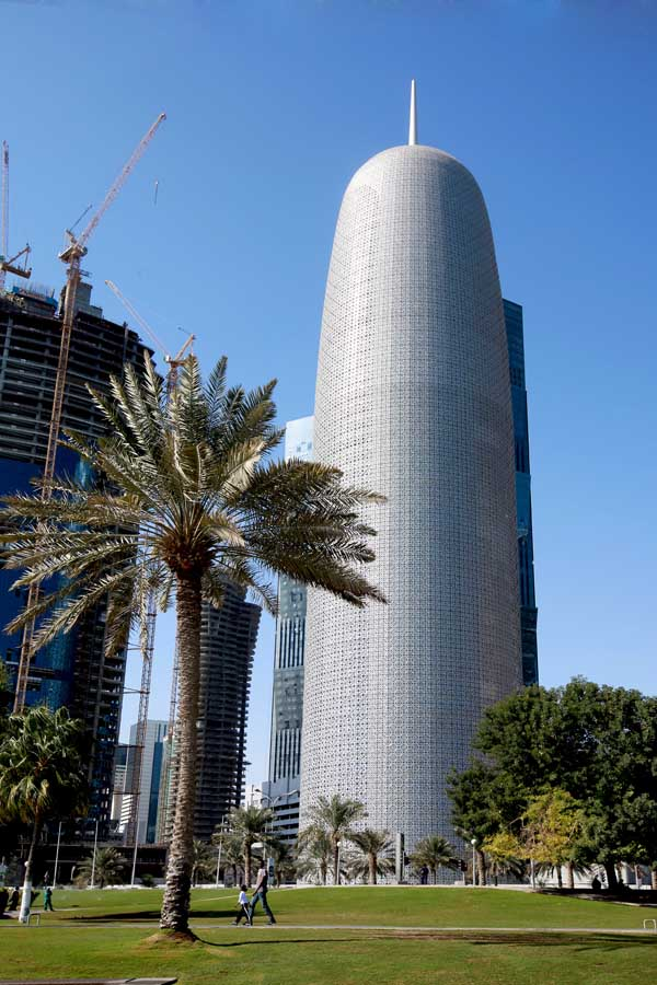 Ctbuh awards 2013 best tall buildings e architect for Best architecture firms qatar