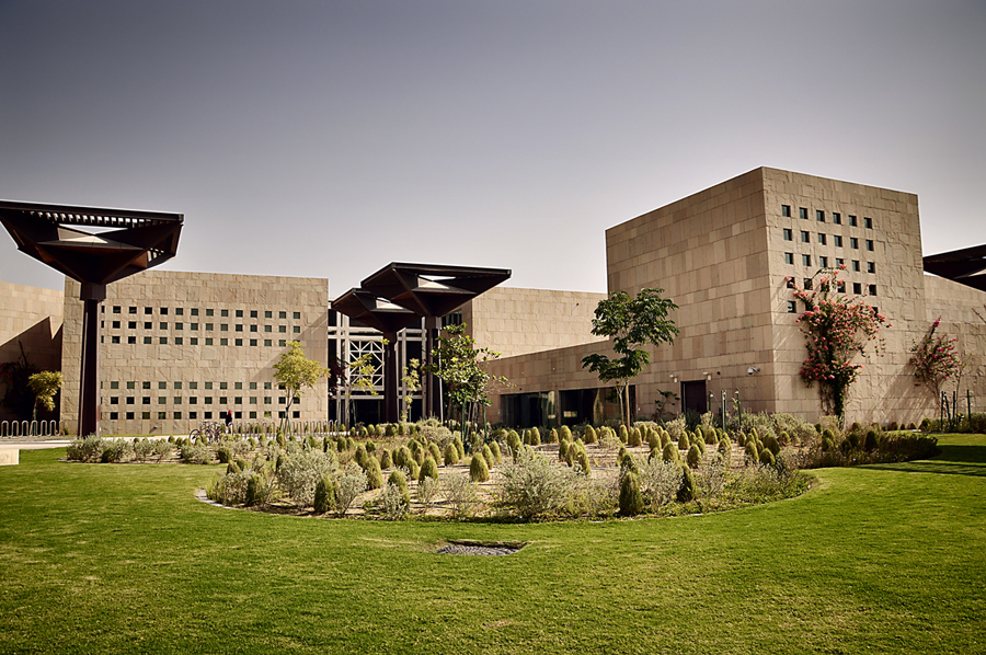 Inspiration middle east and architects on pinterest for Architecture firms in qatar