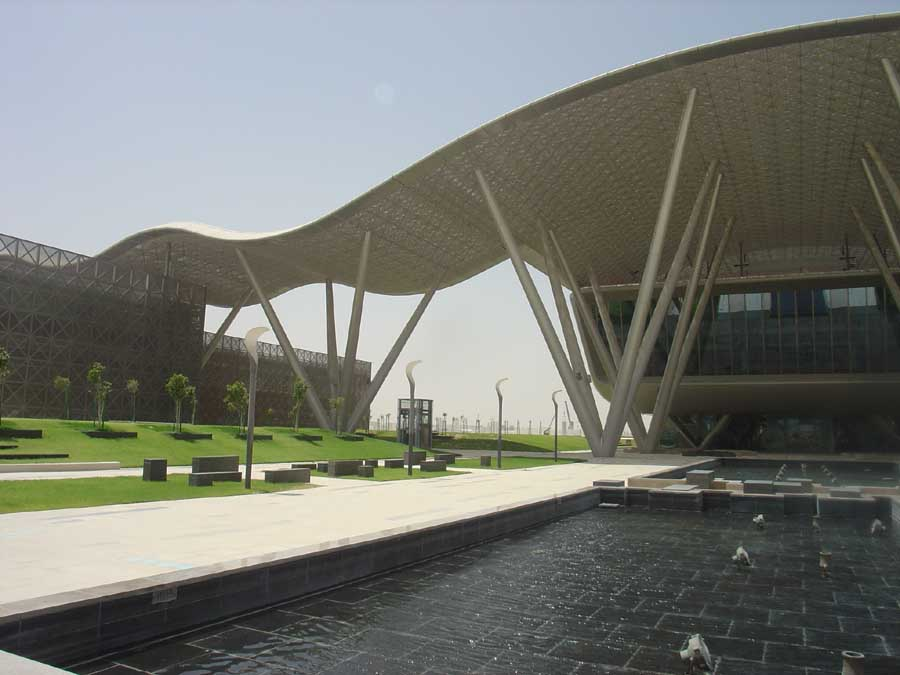 Qatar Science And Technology Park Building E Architect