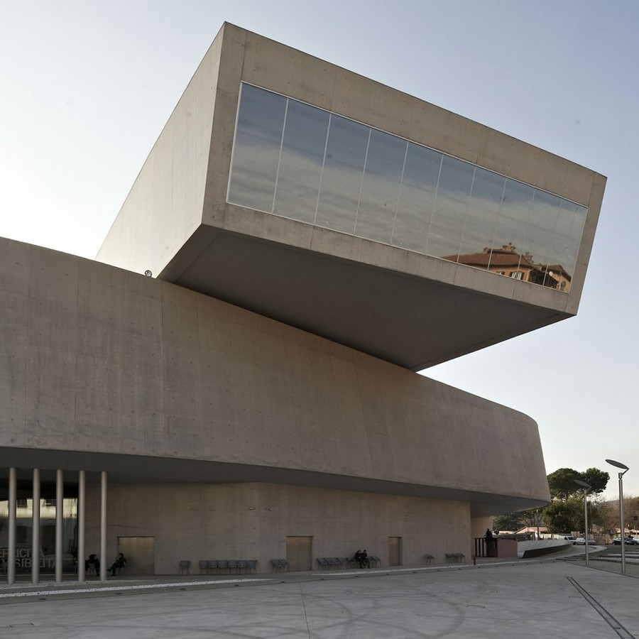 Modern And Contemporary Art Museum Rome