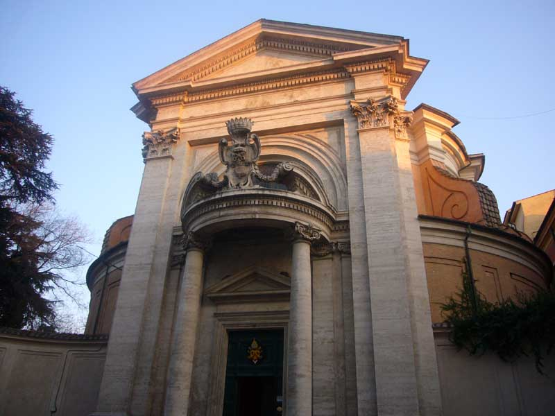 Sant Andrea al Quirinale Rome - Bernini Church - e-architect