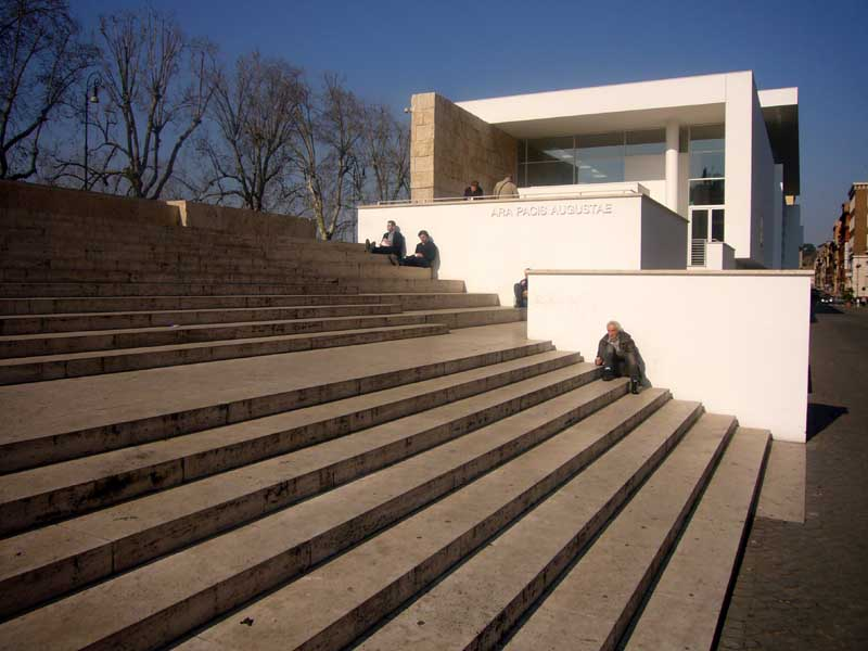 Modern Architecture Rome rome architecture tours: rome walking guide - e-architect