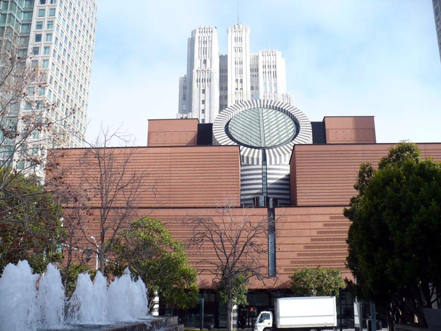 Contemporary jewish museum san francisco cjm building e for San francisco museum of art