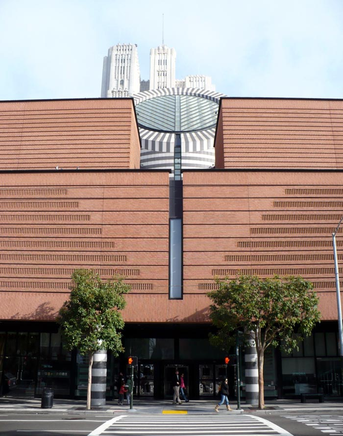 San francisco museum of modern art sfmoma mario botta for Museum of craft and design sf