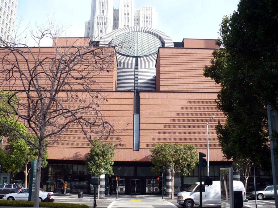 San francisco museum of modern art sfmoma mario botta for San francisco museum of art