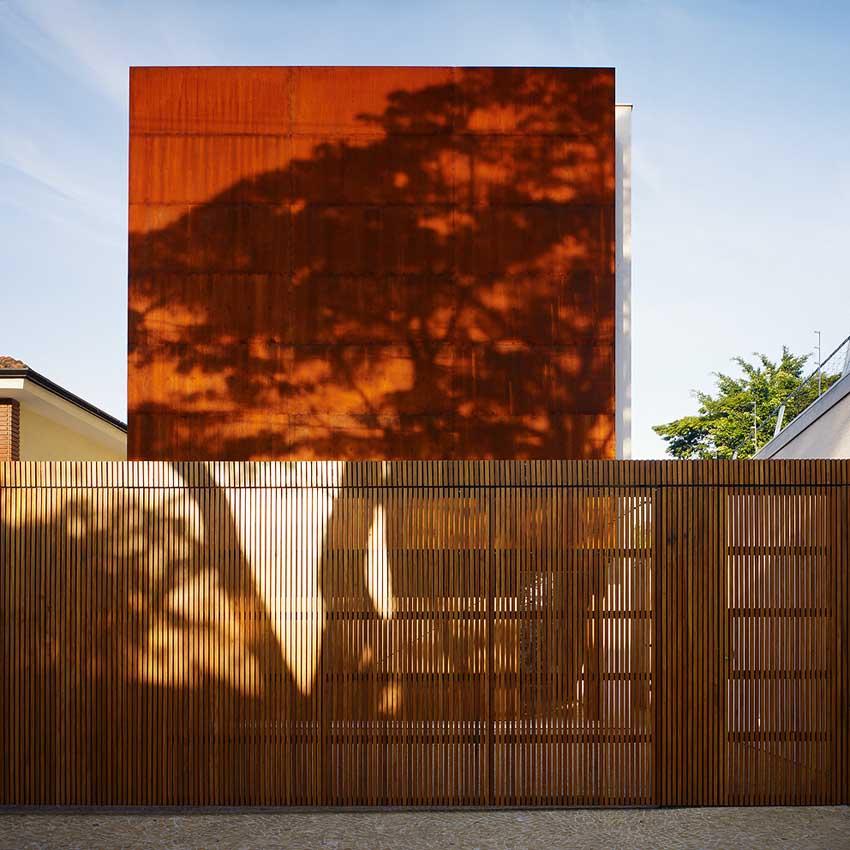 Casa panama sao paulo property e architect - The narrow house of sao paolo ...