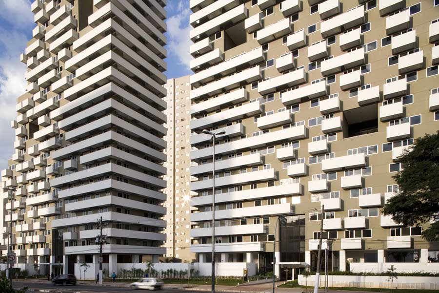 Top towers sao paulo housing e architect for Best housing projects