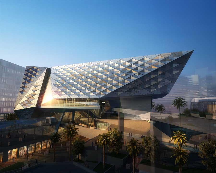 Saudi Arabia Architecture: KSA Buildings - e-architect