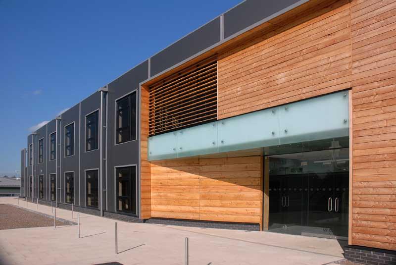 Alba Livingston Business Incubation Centre Livingston