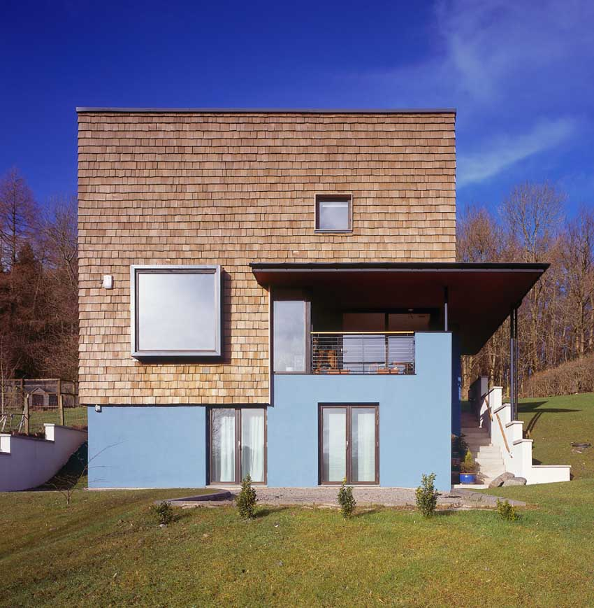 Balfron house stirlingshire property scotland e architect Home building design