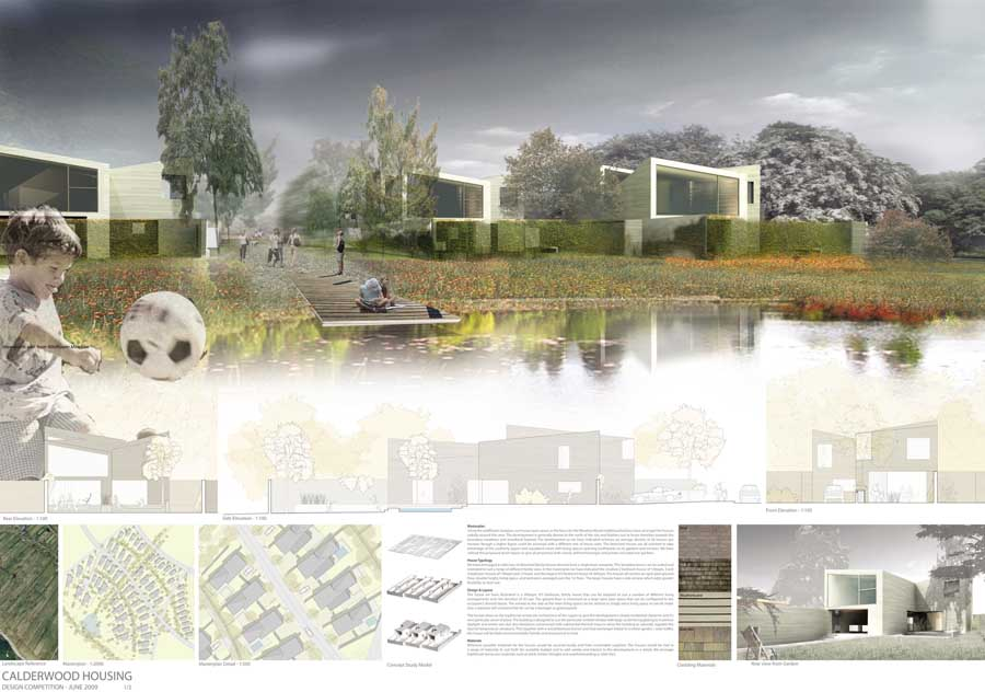 Amin taha architects london architect e architect for Architecture house design competitions