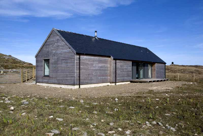 Uig Property Skye House E Architect