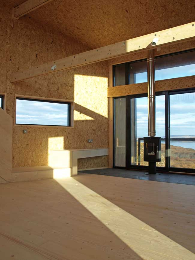 Fiscavaig house isle of skye property e architect for Interior houses design pictures