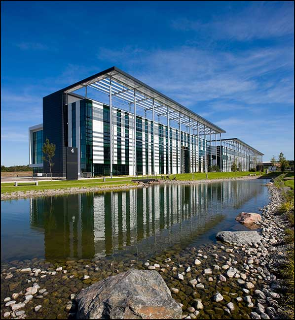 Maxim Office Park Scotland Motherwell Building E