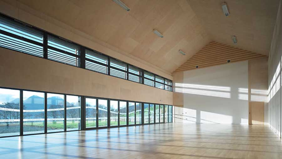 Raasay Community Hall Skye Building E Architect