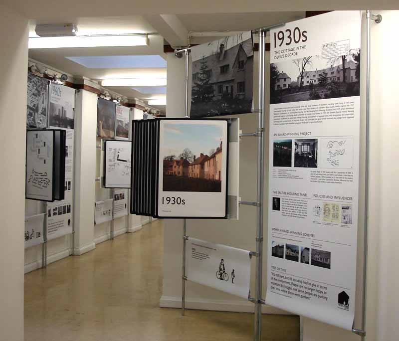 Exhibition Stand Wall Panels : Saltire awards housing design e architect