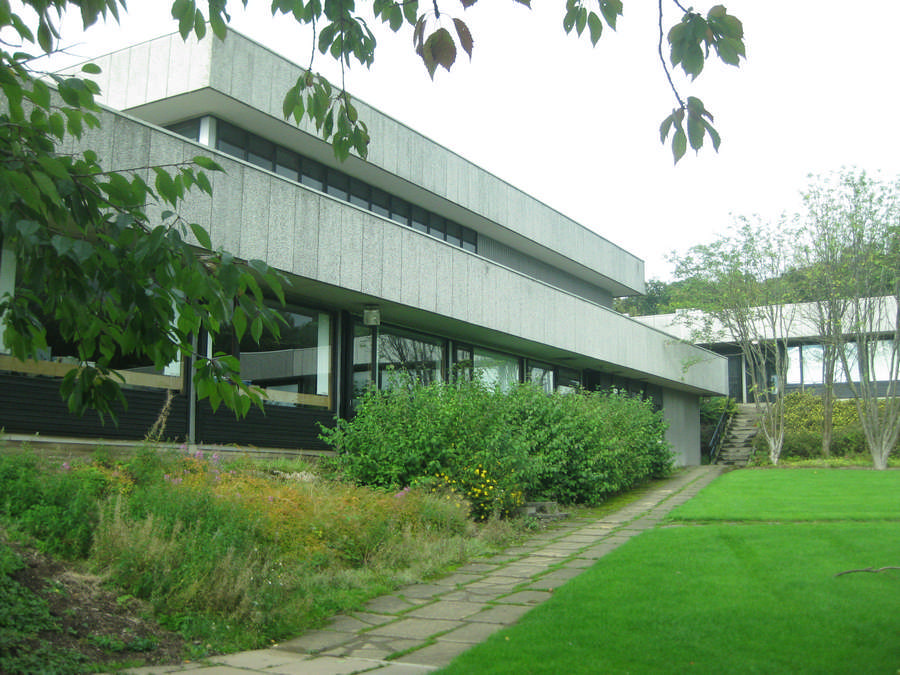 Pathfoot Building At University Of Stirling E Architect