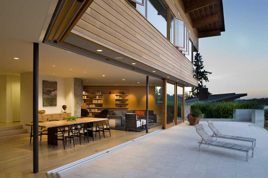 Madison park tree house in seattle e architect