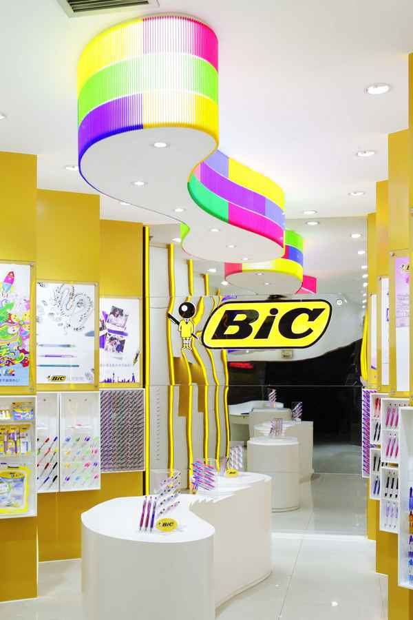 bic store shanghai wholesale shop building china e. Black Bedroom Furniture Sets. Home Design Ideas