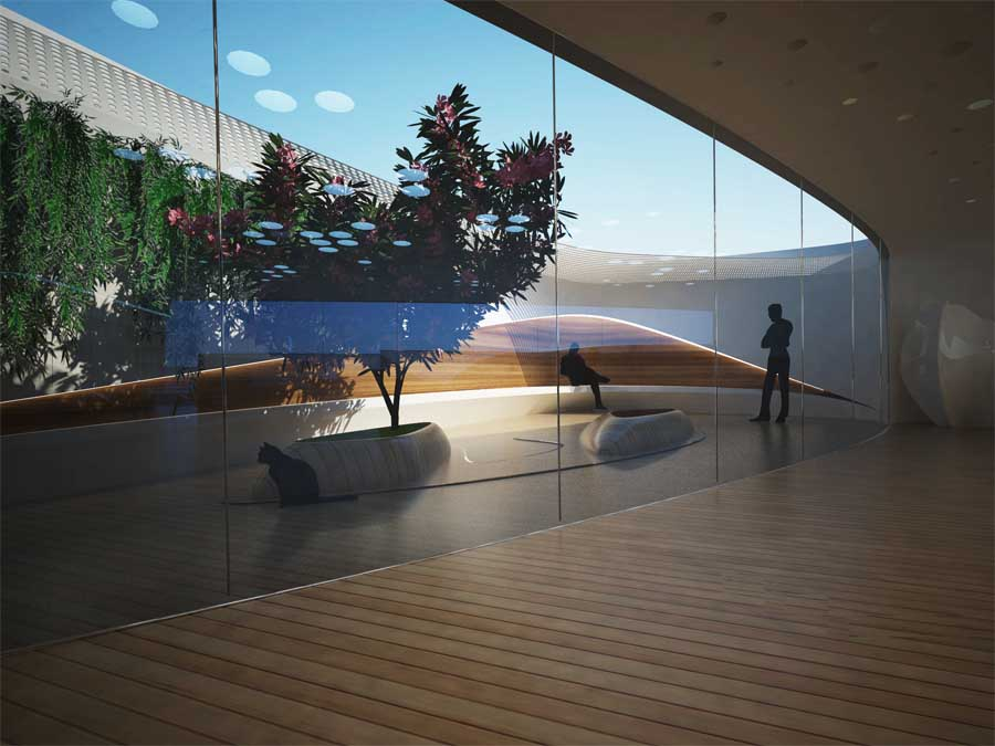 Hongqiao Soho Zaha Hadid Shanghai E Architect