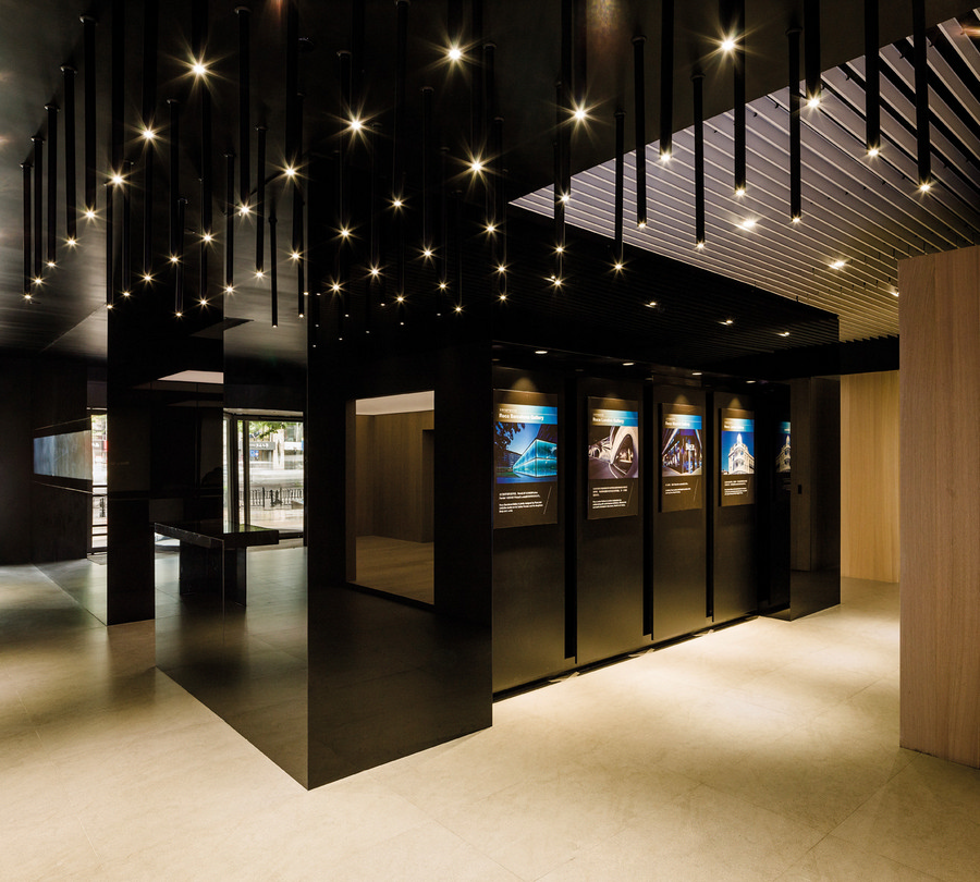 Roca shanghai gallery e architect for Roca showroom