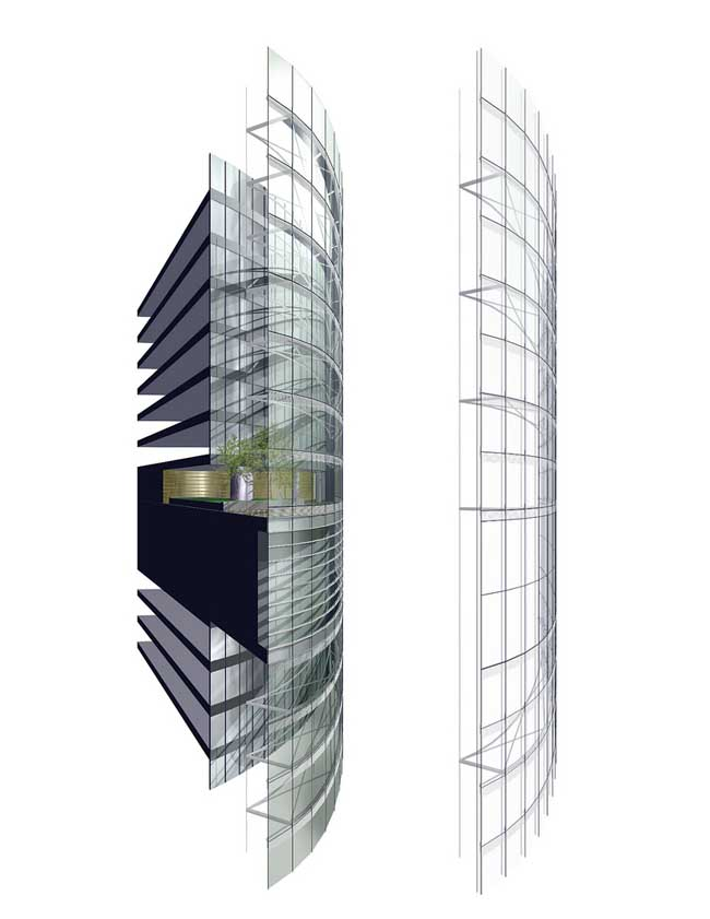 double skin facades in high rise building engineering essay Autoreactive components in double skin facades korea institute of civil engineering and building technology smart façade design for high-rise buildings.