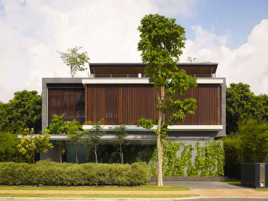 Sentosa cove house singapore residence e architect for The cove house